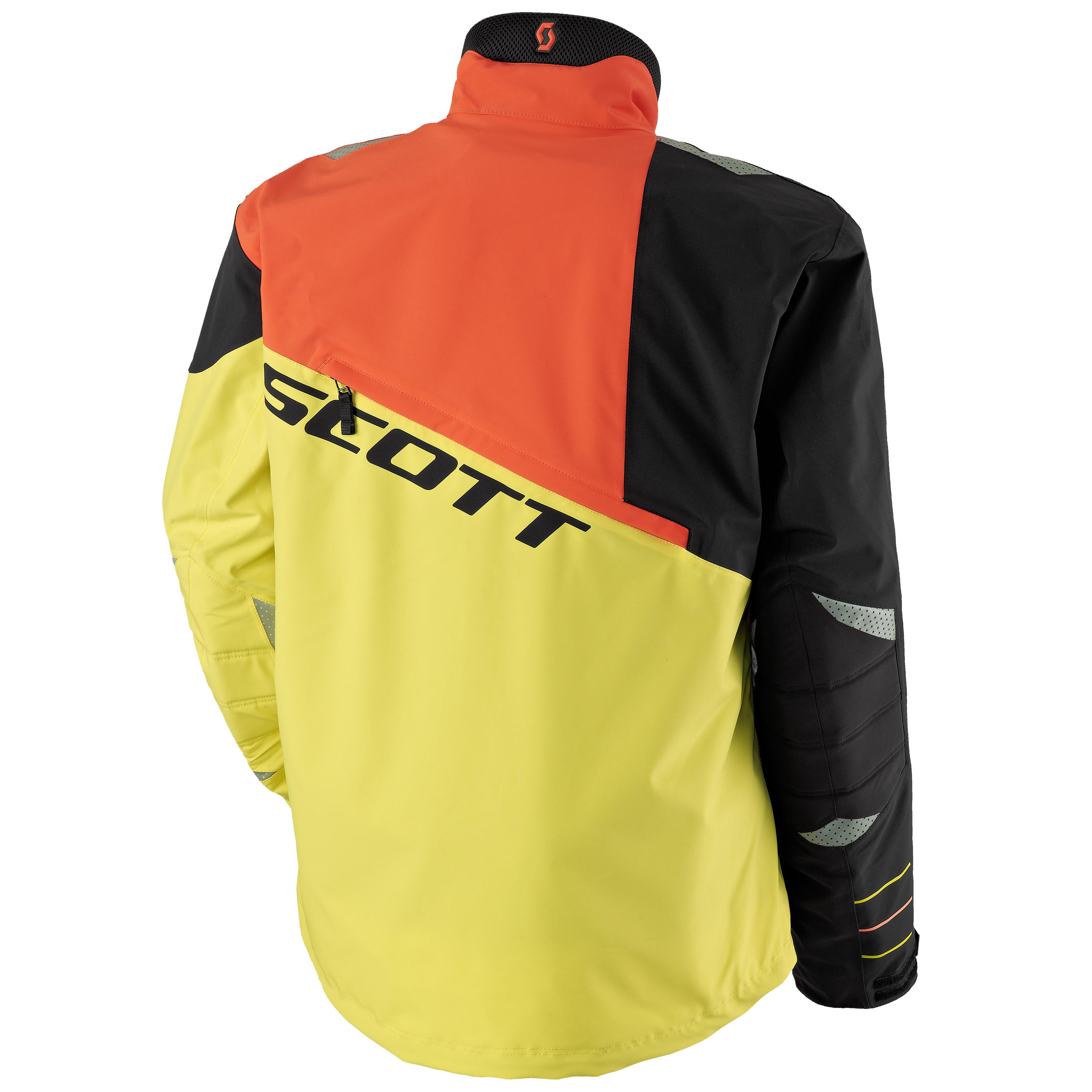 Scott Takki Comp Pro Shell neonkeltainen musta S 311 f122a7b3fe