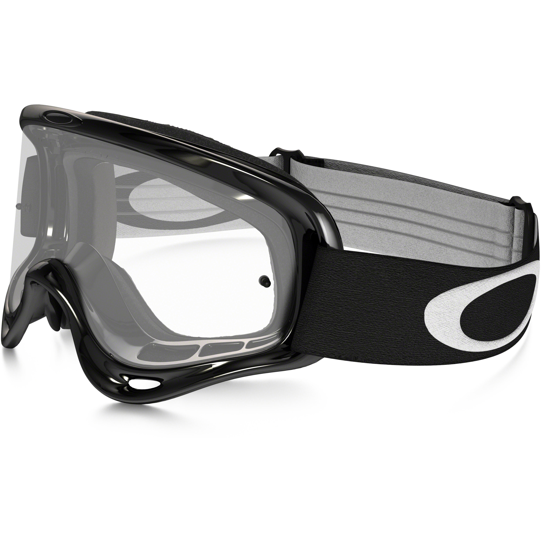 9001d006db0 Oakley Goggles O-Frame Jet Black Clear Lens - Lasit - Ajolasit ...